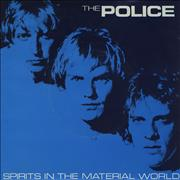 Click here for more info about 'The Police - Spirits In The Material World'