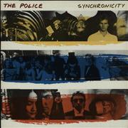 Click here for more info about 'The Police - Synchronicity + Merch Insert'