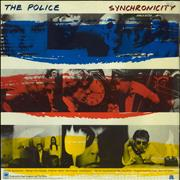 Click here for more info about 'The Police - Synchronicity - Opened Shrink'