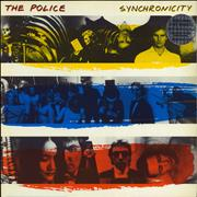 Click here for more info about 'The Police - Synchronicity - Stickered sleeve'