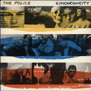 Click here for more info about 'The Police - Synchronicity - Y/B/R'