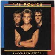 Click here for more info about 'The Police - Synchronicity 83 + Scarf'