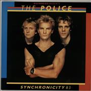 Click here for more info about 'The Police - Synchronicity 83'