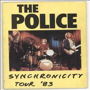 Click here for more info about 'The Police - Synchronicity Tour '83'