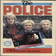 Click here for more info about 'The Police - The Police - Music Major No. 3'