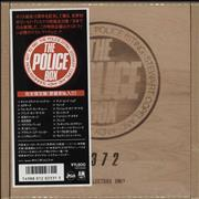 Click here for more info about 'The Police - The Police Box - Sealed'