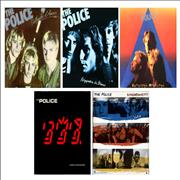 Click here for more info about 'The Police - The Studio Albums'