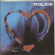 Click here for more info about 'The Police - Todo Lo Que Hace Es Magico'