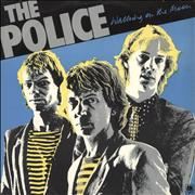 Click here for more info about 'The Police - Walking On The Moon - EX'