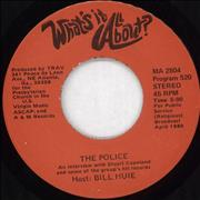 Click here for more info about 'The Police - What's It All About'