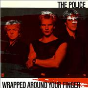 Click here for more info about 'The Police - Wrapped Around Your Finger - Set'