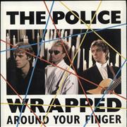 Click here for more info about 'The Police - Wrapped Around Your Finger'