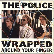 Click here for more info about 'The Police - Wrapped Around'