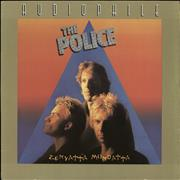 Click here for more info about 'The Police - Zenyatta Mondatta - Audiophile - VG'