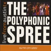 Click here for more info about 'The Polyphonic Spree - Live From Austin TX'