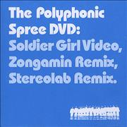 Click here for more info about 'The Polyphonic Spree - Soldier Girl'