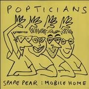 Click here for more info about 'The Popticians - Spare Pear'