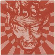 Click here for more info about 'The Potions - At The Lifton - Devil Red Swirl Vinyl'
