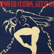 Click here for more info about 'The Power Station - Get It On + Print'