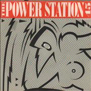 """The Power Station Some Like It Hot USA 7"""" vinyl"""