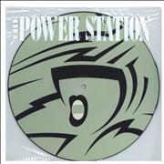 """The Power Station Some Like It Hot UK 12"""" picture disc"""