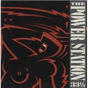 The Power Station The Power Station UK vinyl LP