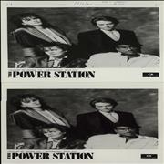 The Power Station Two Publicity Photographs UK photograph Promo