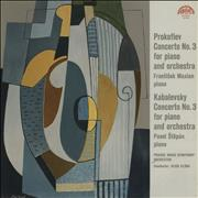 Click here for more info about 'The Prague Radio Symphony Orchestra - Prokofiev: Concerto No. 3 In D Major / Kabalevsky: Concerto No. 3 In C Major'
