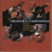 Click here for more info about 'Falik / Tischenko / Slonimsky / Uspensky: Orchestral Compositions'