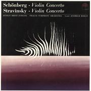 Click here for more info about 'The Prague Symphony Orchestra - Schönberg: Violin Concerto / Stravinsky: Violin Concerto'