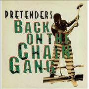 Click here for more info about 'The Pretenders - Back On The Chain Gang'