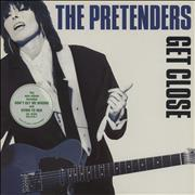 Click here for more info about 'The Pretenders - Get Close - Hype Stickered'