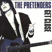 Click here for more info about 'The Pretenders - Get Close'