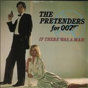 Click here for more info about 'The Pretenders - If There Was A Man'