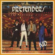 Click here for more info about 'The Pretenders - Kid - P/S'