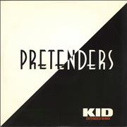 Click here for more info about 'The Pretenders - Kid'