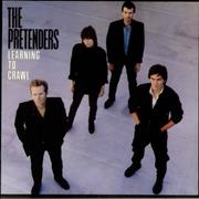 Click here for more info about 'The Pretenders - Learning To Crawl'