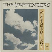 Click here for more info about 'The Pretenders - Message Of Love'