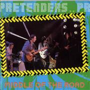 Click here for more info about 'The Pretenders - Middle Of The Road'