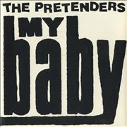 Click here for more info about 'The Pretenders - My Baby'