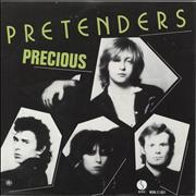 Click here for more info about 'The Pretenders - Precious'