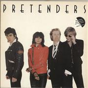 Click here for more info about 'The Pretenders - Pretenders - Stickered'