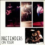 Click here for more info about 'The Pretenders - Pretenders On Tour'