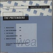Click here for more info about 'The Pretenders - The Pretenders Greatest Hits Sampler'
