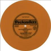 Click here for more info about 'The Pretenders - What You Gonna Do - Flexi'