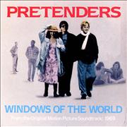 Click here for more info about 'The Pretenders - Windows Of The World'
