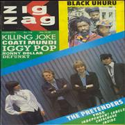 Click here for more info about 'The Pretenders - Zig Zag Magazine No. 116'