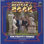 Click here for more info about 'The Pretty Things - Historia De La Musica Rock #22'