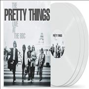 Click here for more info about 'The Pretty Things - Live At The BBC - White Vinyl - Sealed'