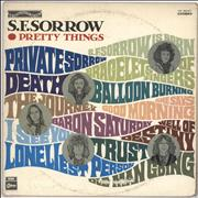 Click here for more info about 'The Pretty Things - S.F. Sorrow - Red Vinyl'